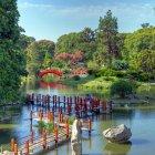 Японский сад, Буэнос-Айрес