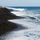 Пляж Камари, Санторини