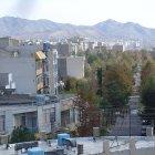 Кередж, Иран