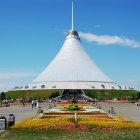 Торгово-развлекательный центр Хан-Шатыр, Астана