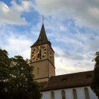 Церковь Святого Петра, Цюрих