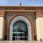 Железнодорожный вокзал, Марракеш