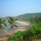 Вагатор, Гоа, Индия