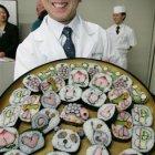 Роллы и суши, Япония