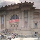 Метрополитен-музей, Нью-Йорк