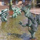 Парк-музей скульптур Миллеса, Стокгольм