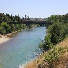 Река Морача, Подгорица