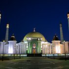 Мечеть Туркменбаши Рухы, Ашхабад