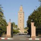 Мечеть Кутубия и её минарет, Марракеш