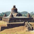 Храм Дукхантейн, Мраук-У, Мьянма