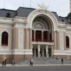 Муниципальный театр Хошимина