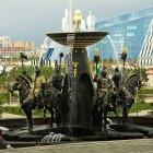 Национальный музей Республики Казахстан, Астана