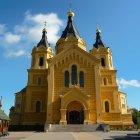 Ярмарочный собор Александра Невского, Нижний Новгород