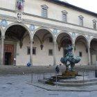 Воспитательный дом, Флоренция