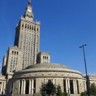 Дворец культуры и науки, Варшава