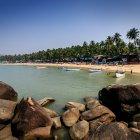 Пляж Палолем, Гоа