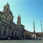 Площадь Навона, Рим