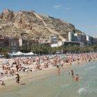 Пляж Постигет, Аликанте