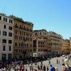 Площадь Испании, Рим