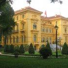 Президентский дворец, Ханой