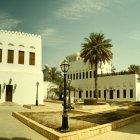 Белый Форт, Абу-Даби