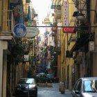 Испанский квартал в Неаполе