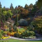 Парк королевы Елизаветы, Ванкувер