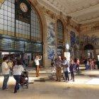 Железнодорожный вокзал Сан-Бенту, Порту