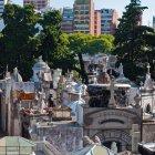 Кладбище Реколета, Буэнос-Айрес