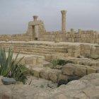 Руины храма в Мадабе, Иордания