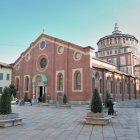 Санта-Мария-делле-Грацие, Милан