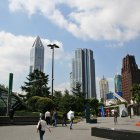 Народная площадь, Шанхай