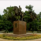 Памятник королю Николе, Подгорица