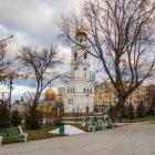 Сквер имени Александра Пушкина, Самара