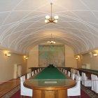 Зал для переговоров, бункер И.В. Сталина, Самара