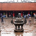 Храм Литературы и Национальный университет, Ханой