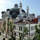 Центральная синагога, София