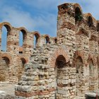 Стены Старого города, Несебр
