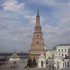 Башня Сююмбике, Казань