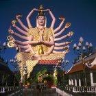 Храм Плай Лем, Самуи