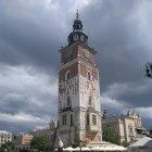 Башня городской Ратуши, Краков