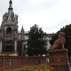 Женева. Памятник герцогу Брауншвейгскому