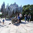 Орган в парке им. Сибелиуса