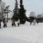 В парке им. Сибелиуса