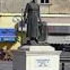 Памятник агате Барбаре в хаз-Заббаре