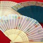 Веер - сувенир из Вьетнама