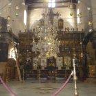 Внутри Храма Рождества Христова