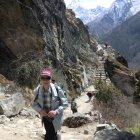 На тропах Гималаев.