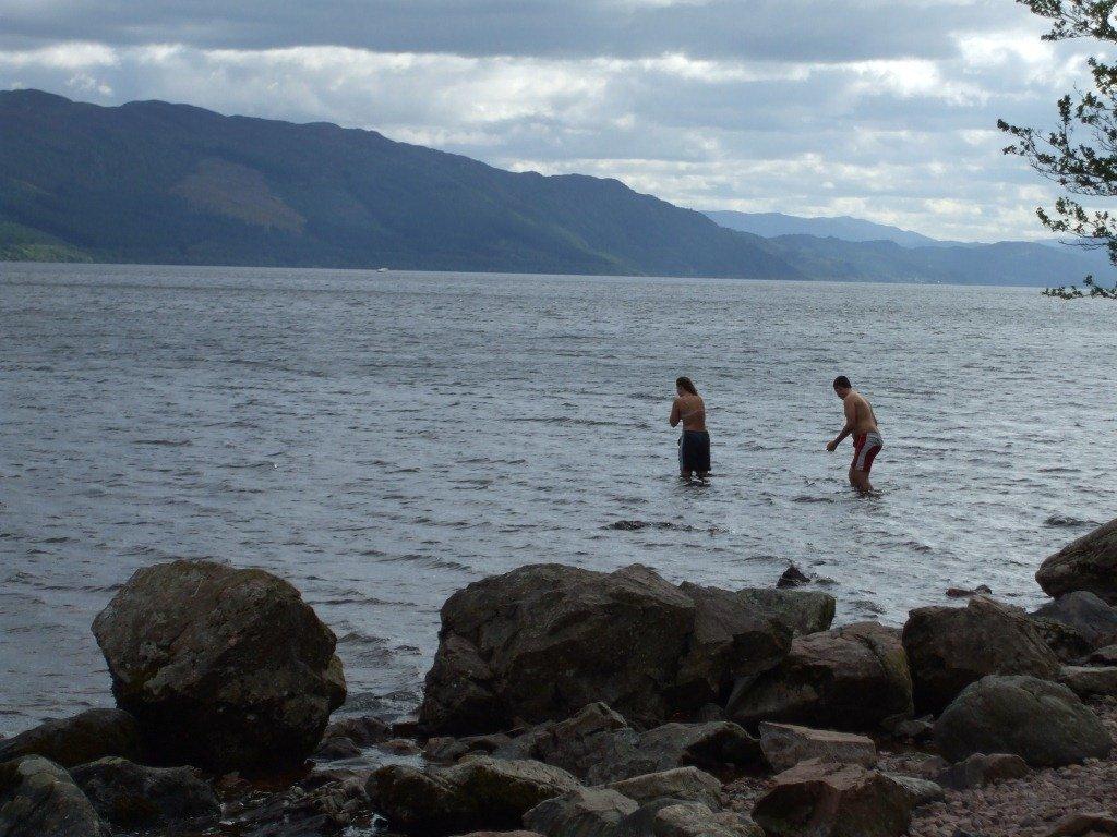 Лох несс и чудовище несси в шотландии