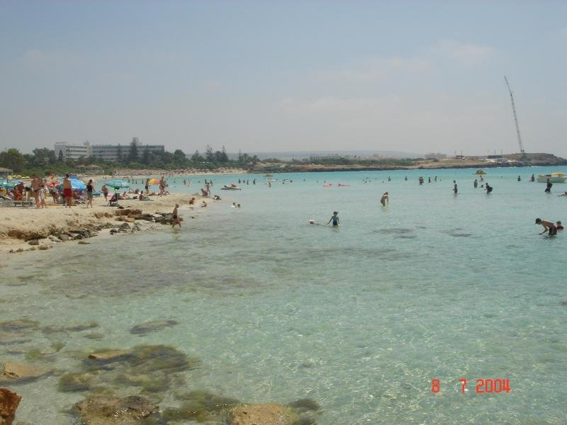 Погода кипр сейчас айя напа 14 дней